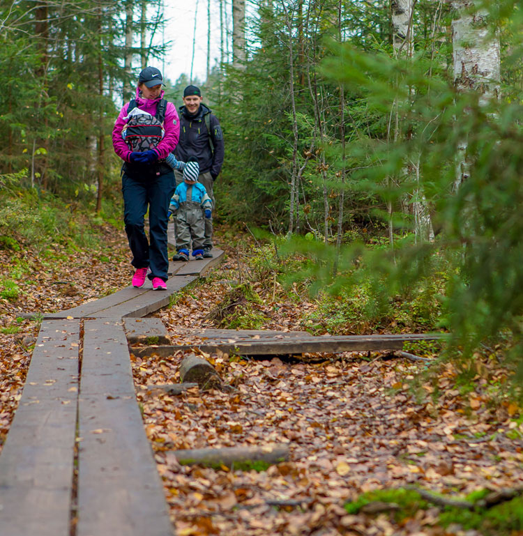 The Birgitta Trail
